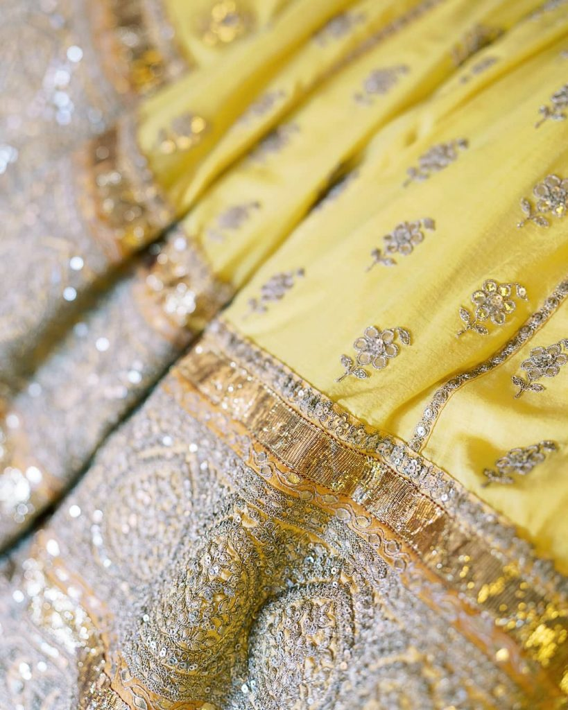 Store Your Wedding Lehenga