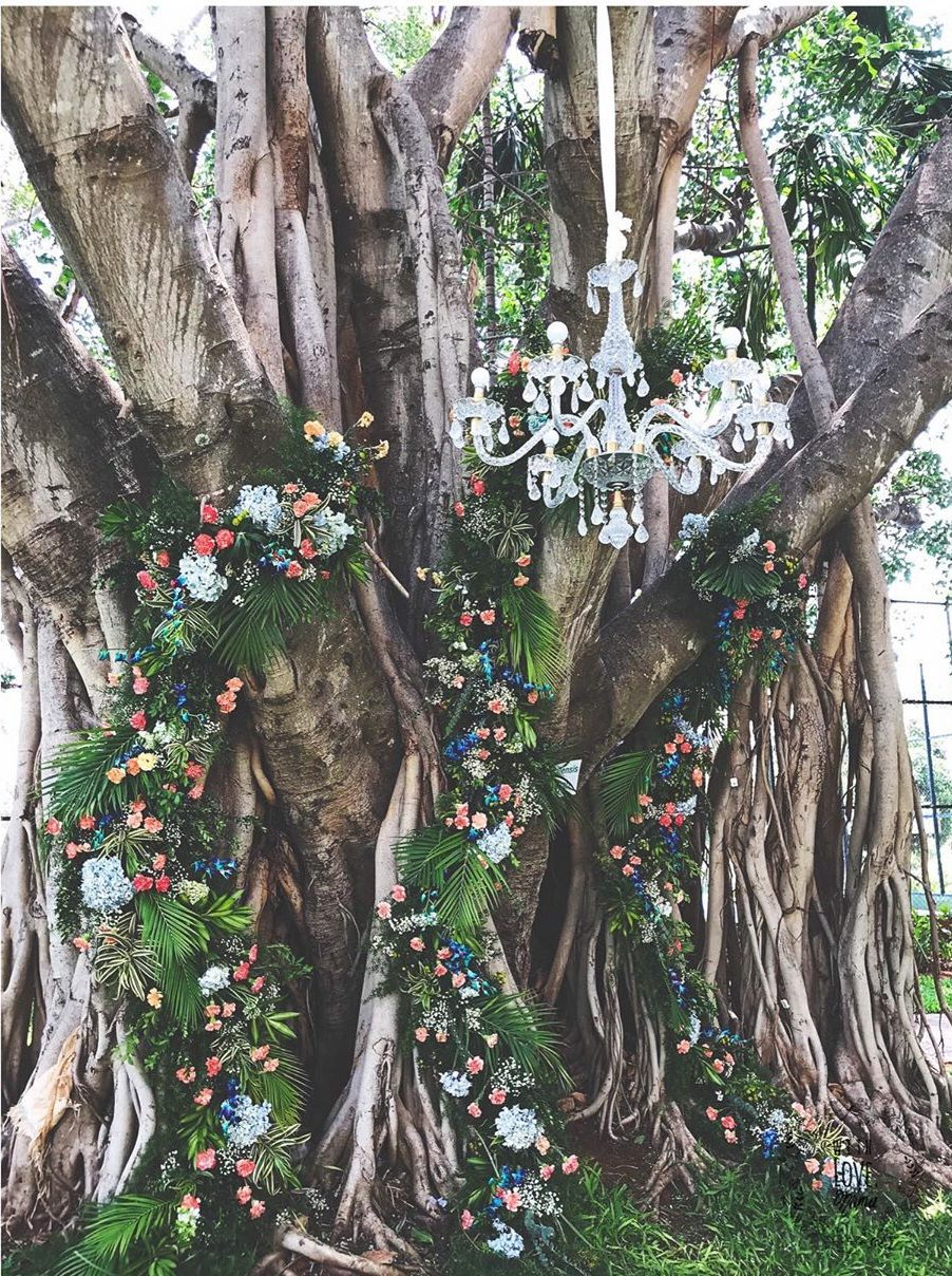 Tree Wedding Decorations