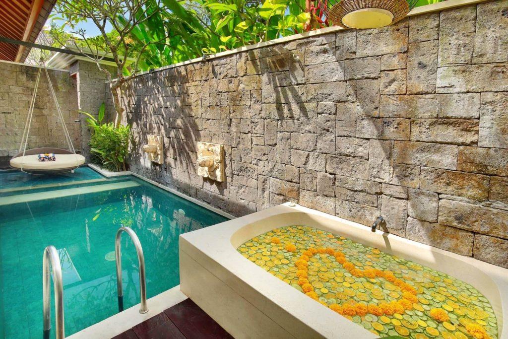 Top 7 Private Pool Villas In Bali For Honeymoon 2020