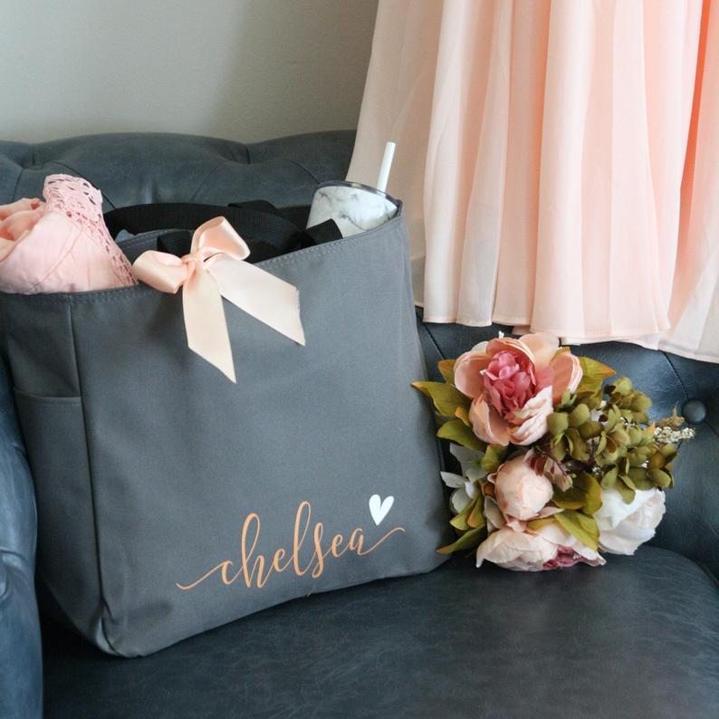 Personalized Bridesmaids Favors