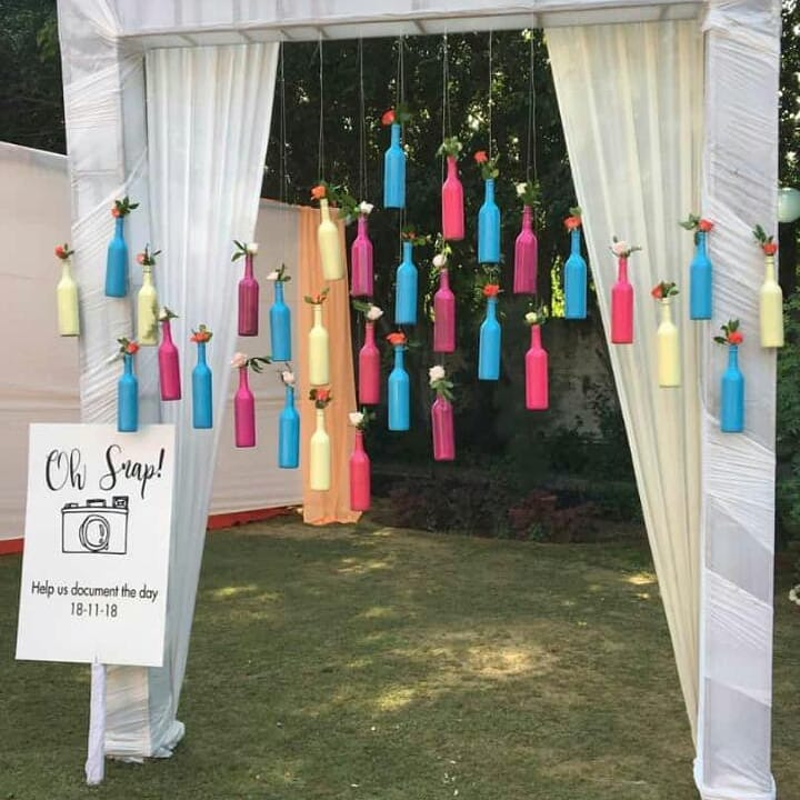 Minimalistic Wedding Decor Ideas