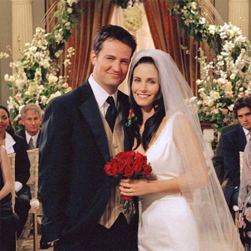 television wedding