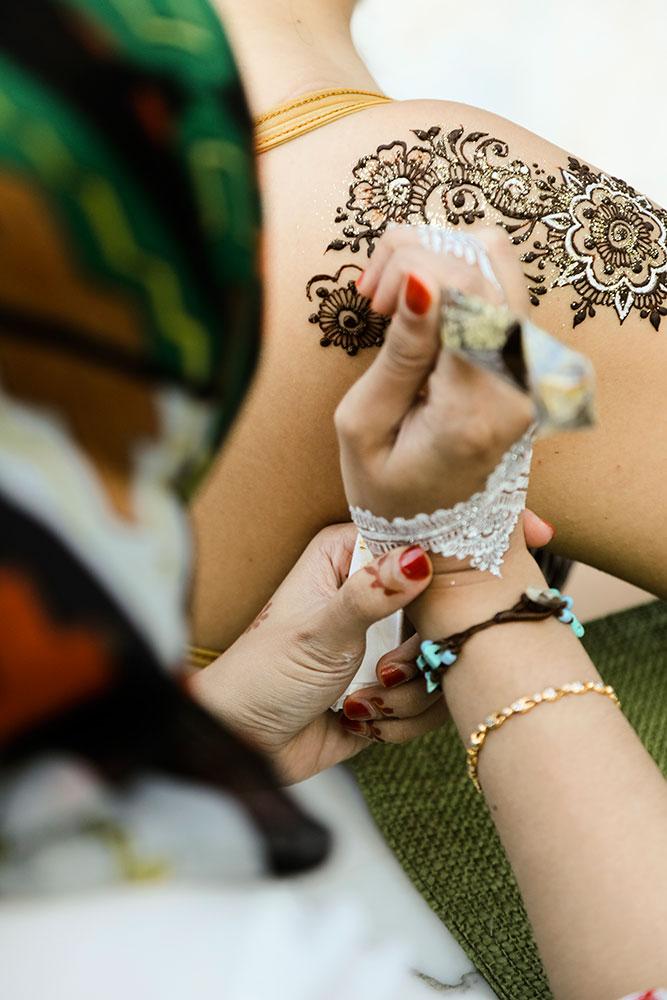 bridal mehendi inspirations