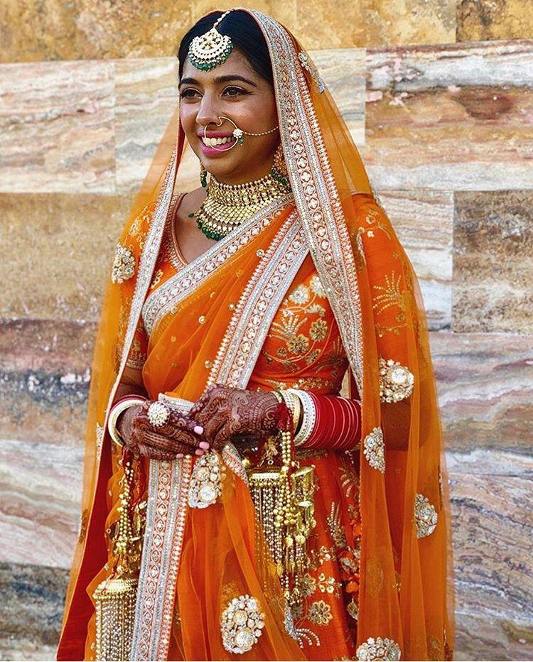 dusky bridal makeup looks