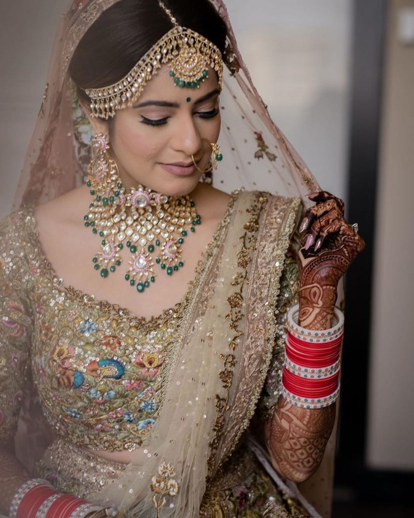 Jewellery Spotted On Real Brides