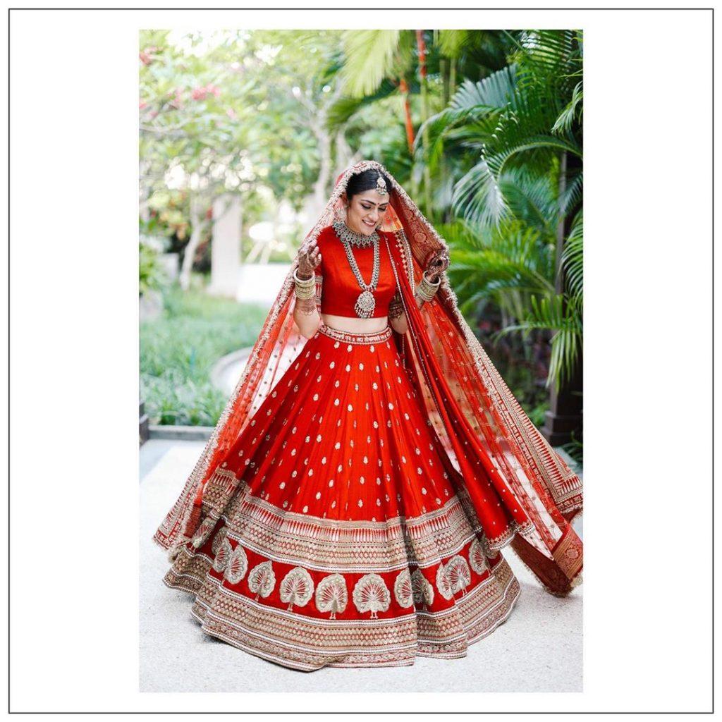 deepika wedding lehenga
