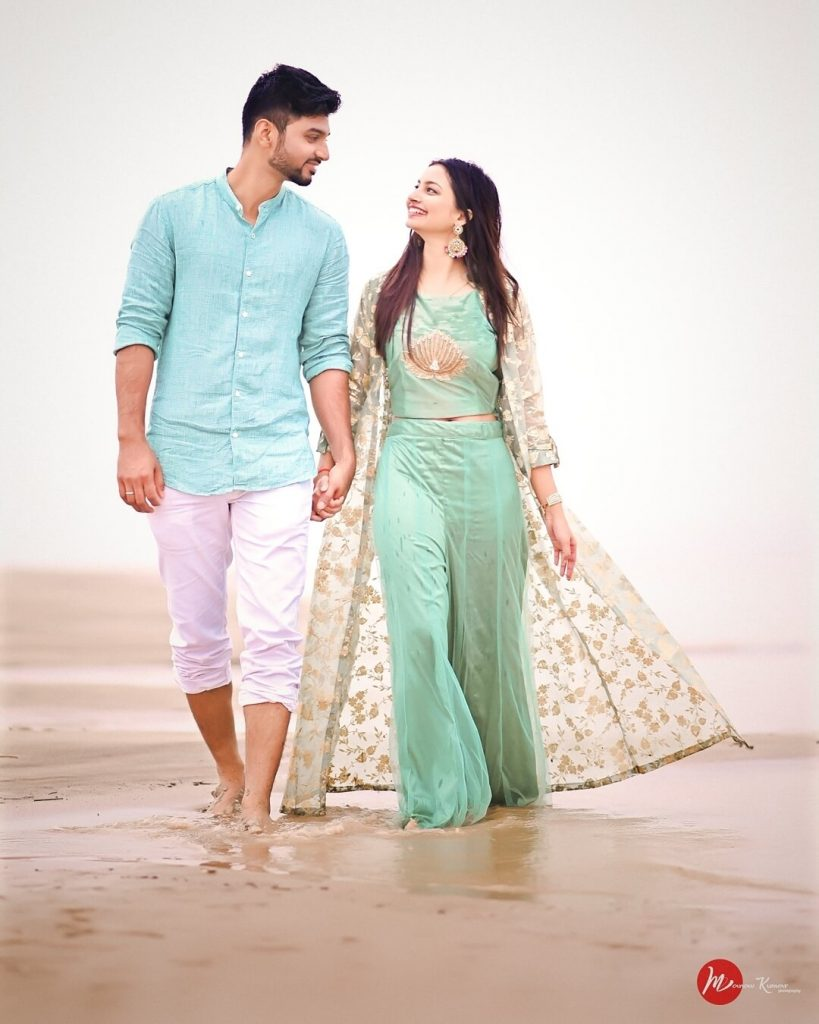 pre-wedding shoot in Varanasi
