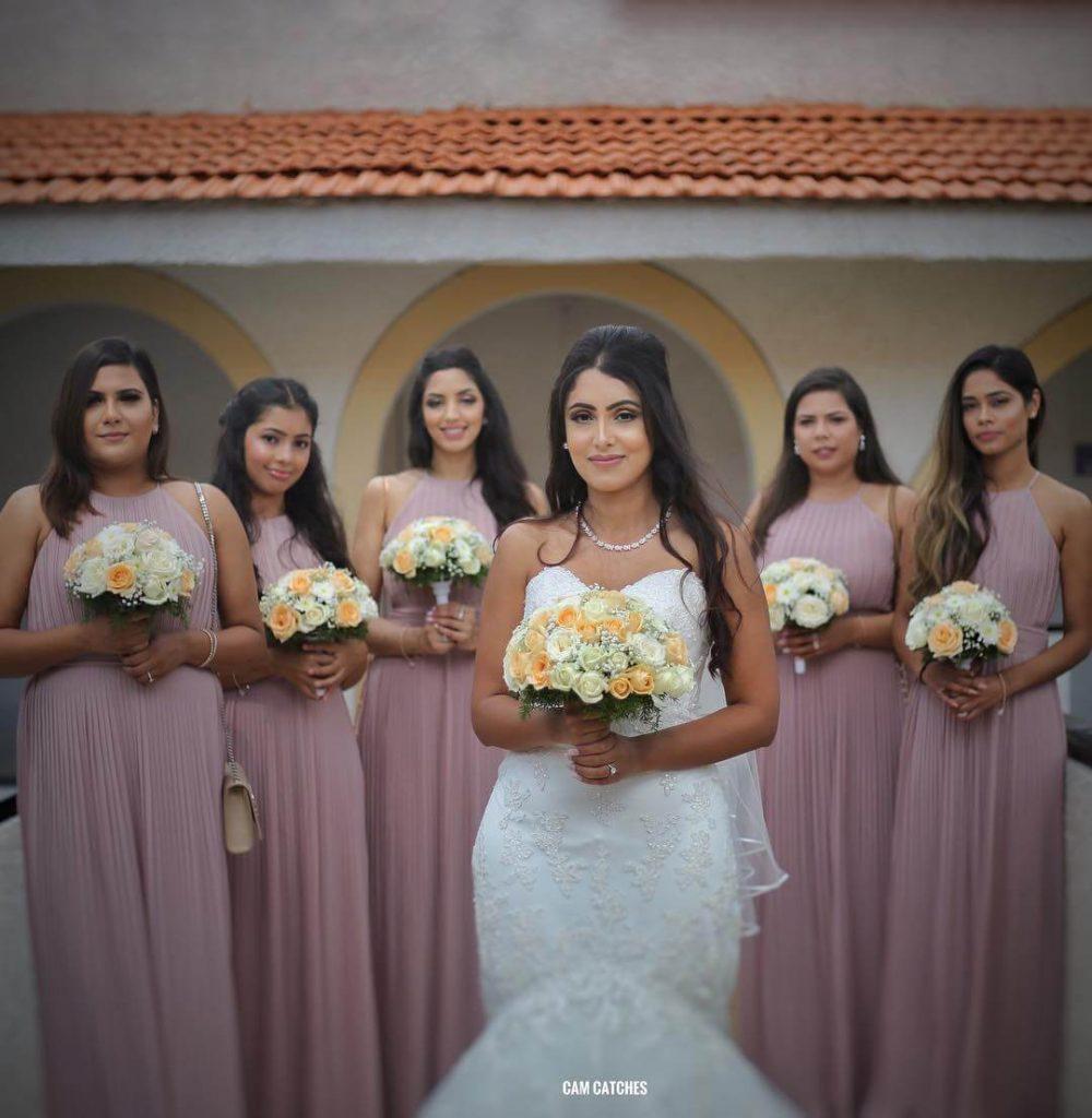 bridesmaids photo shoot ideas