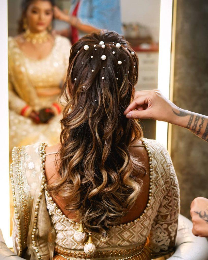 open hairstyle ideas