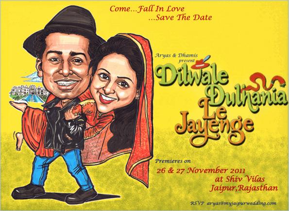 Bollywood themed sangeet