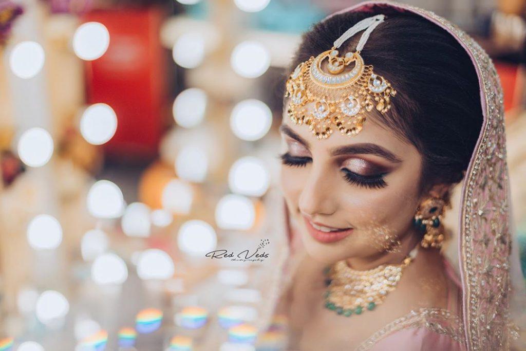 maang tikka for brides