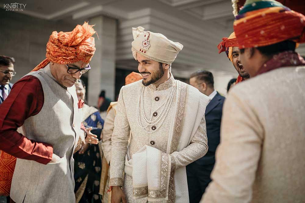 manish pandey's wedding, baraat