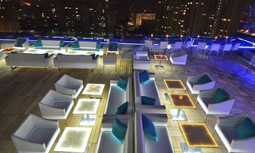open-air cocktail venues in Mumbai