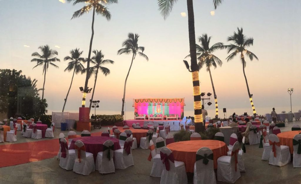 open air venues in Mumbai