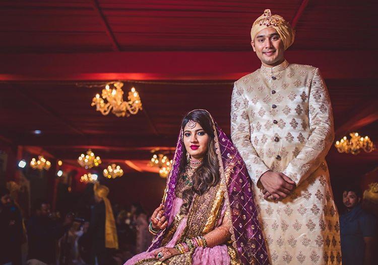 Sania Mirza's sister wedding, muslim wedding