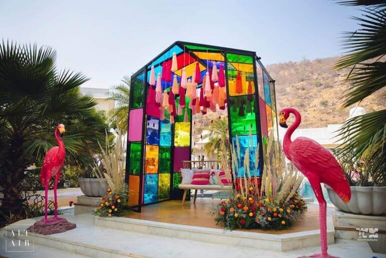 Open Glass House Setup