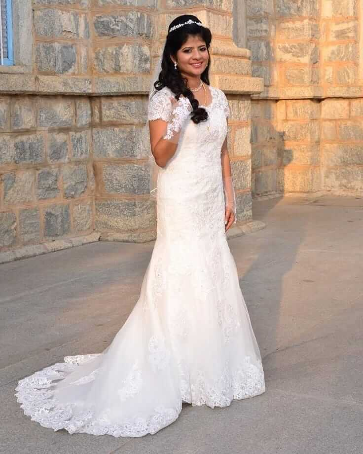 Christian Wedding Gowns In Bnagalore
