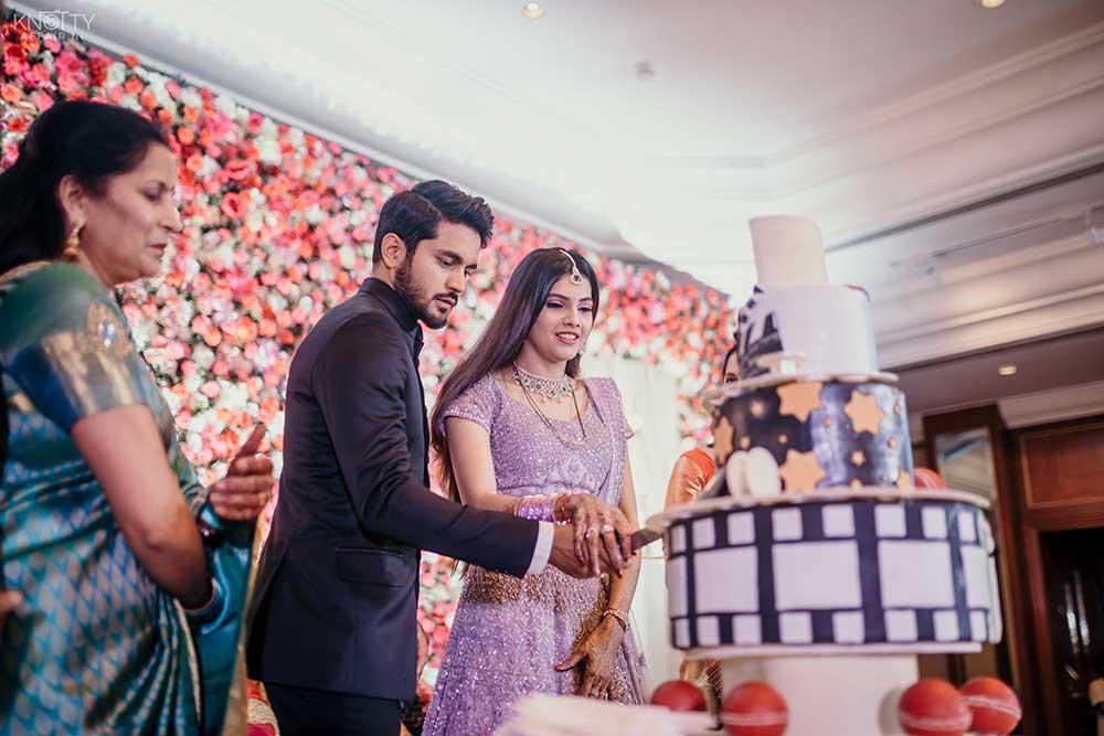 manish pandey wedding