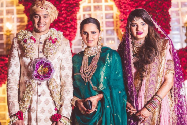 Sania Mirza's sister wedding