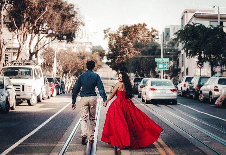 pre wedding shoot checklist