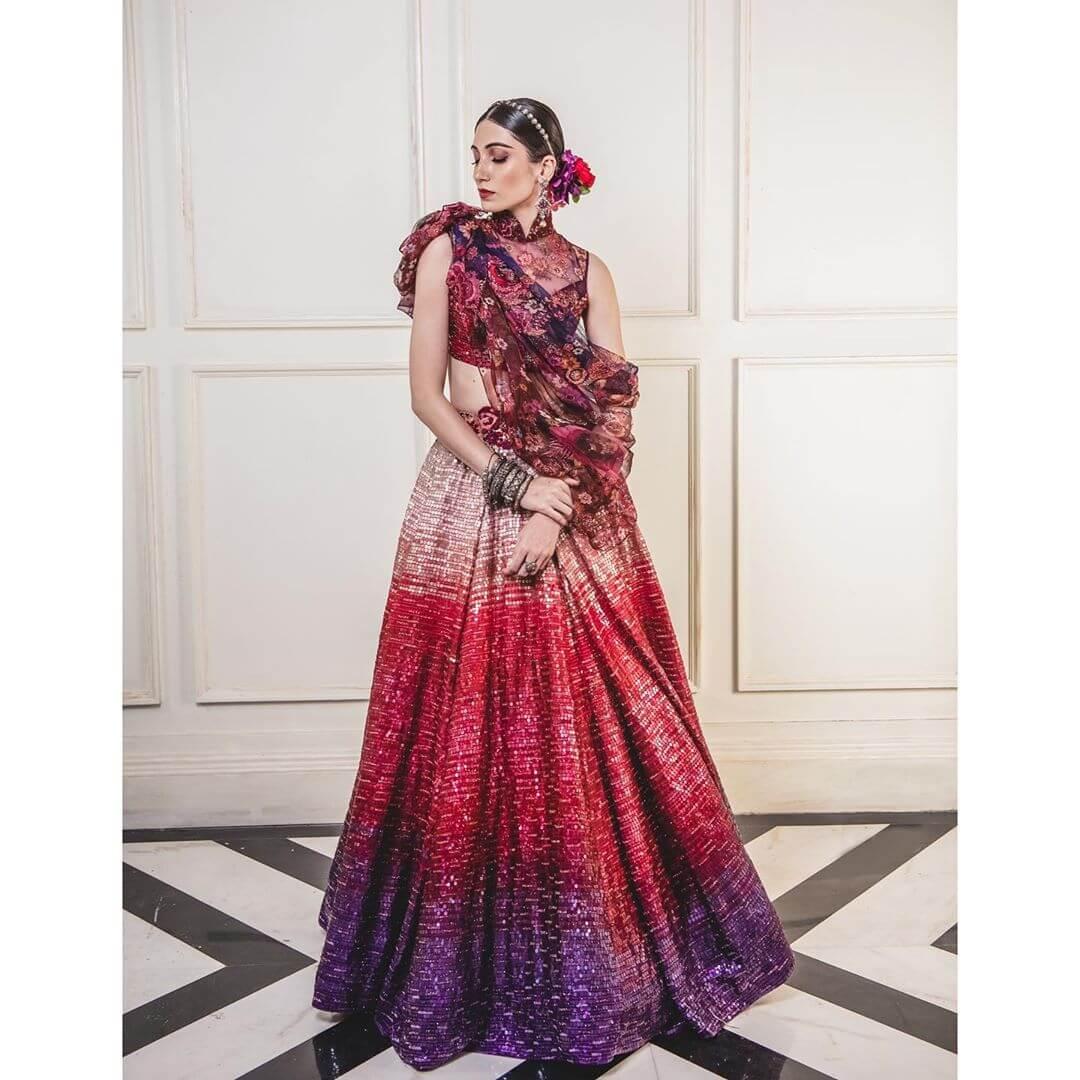 Bridal Lehenga Color Combinations