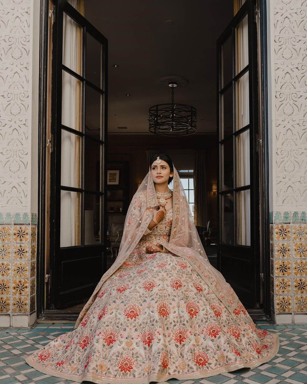 Latest Bridal Lehenga Color Combinations That Are Going To Rule 2020