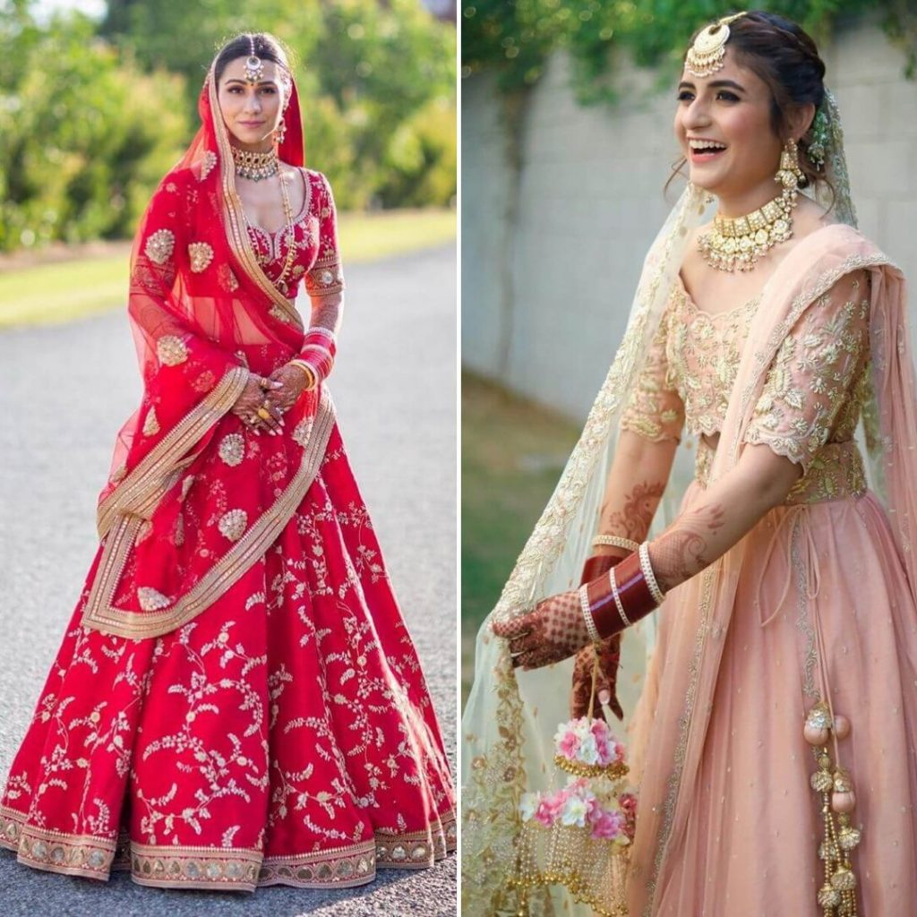 Double Dupatta Vs Single Dupatta Which One To Carry On Your Wedding,Sofa Home Furniture Design Photos