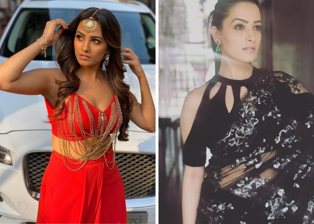 Inspirations To Steal From Anita Hassanandani Blouse Designs