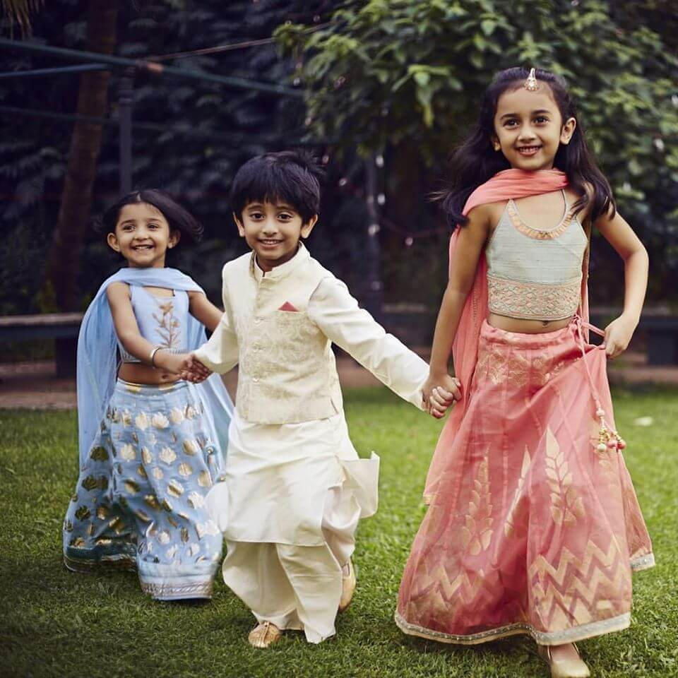 Indian Wear For Kids