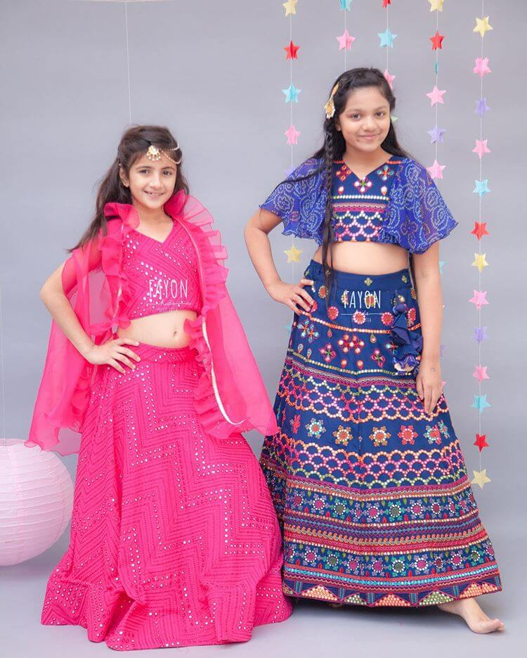 Indian outfits for kids