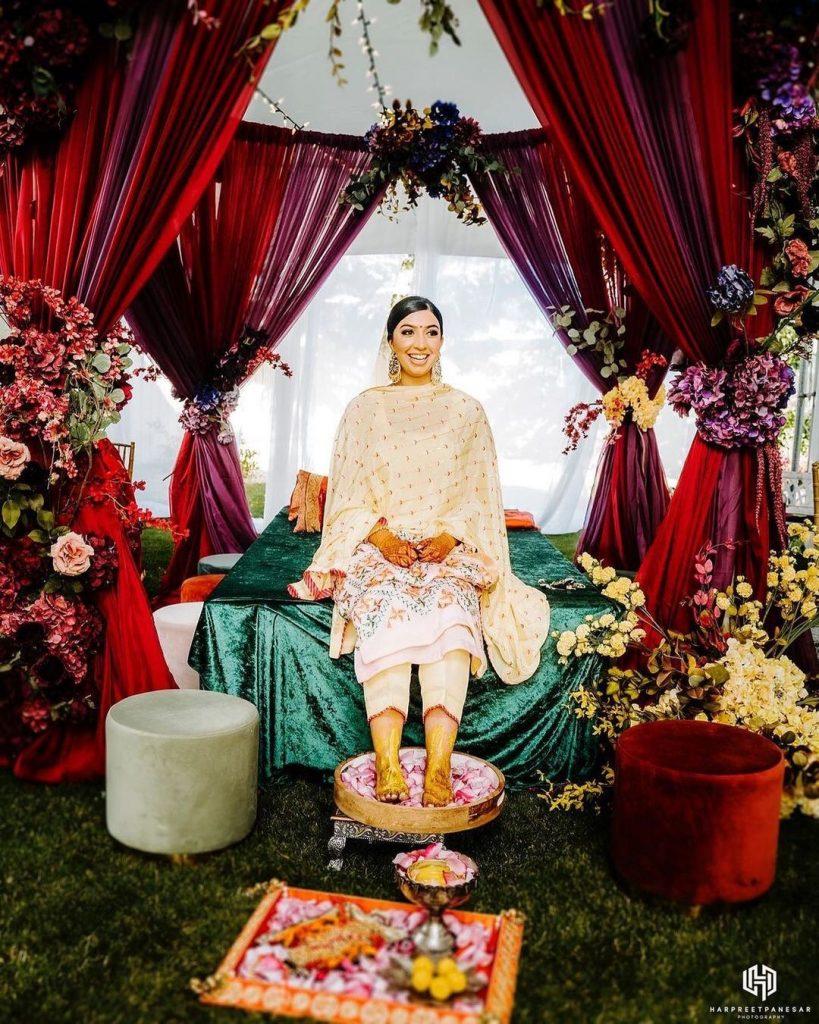 bridal seat trends