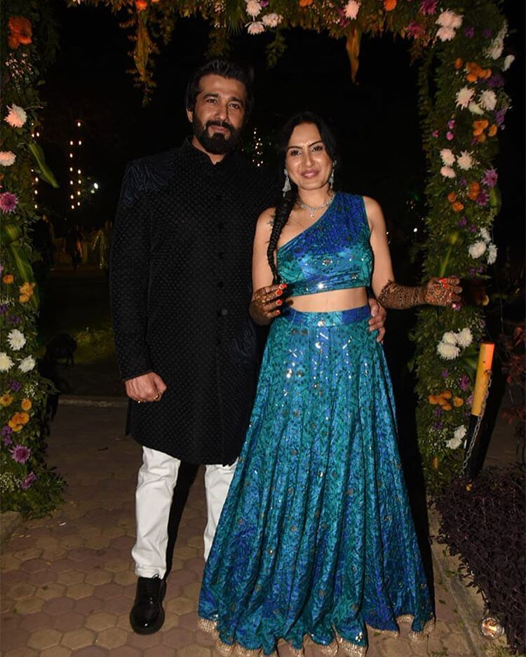 Kamya Punjabi's Wedding