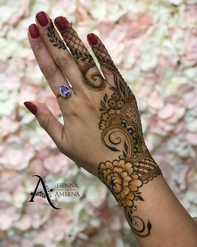 arabic mehndi latest mehendi designs 2020