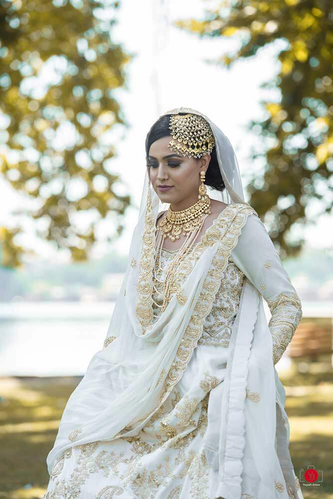 muslim bride outfits