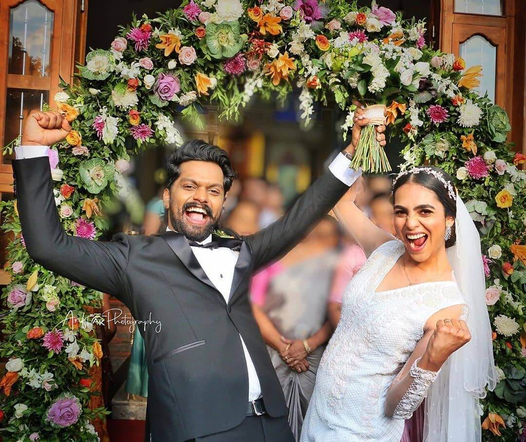 christian wedding, Balu Varghese's Wedding
