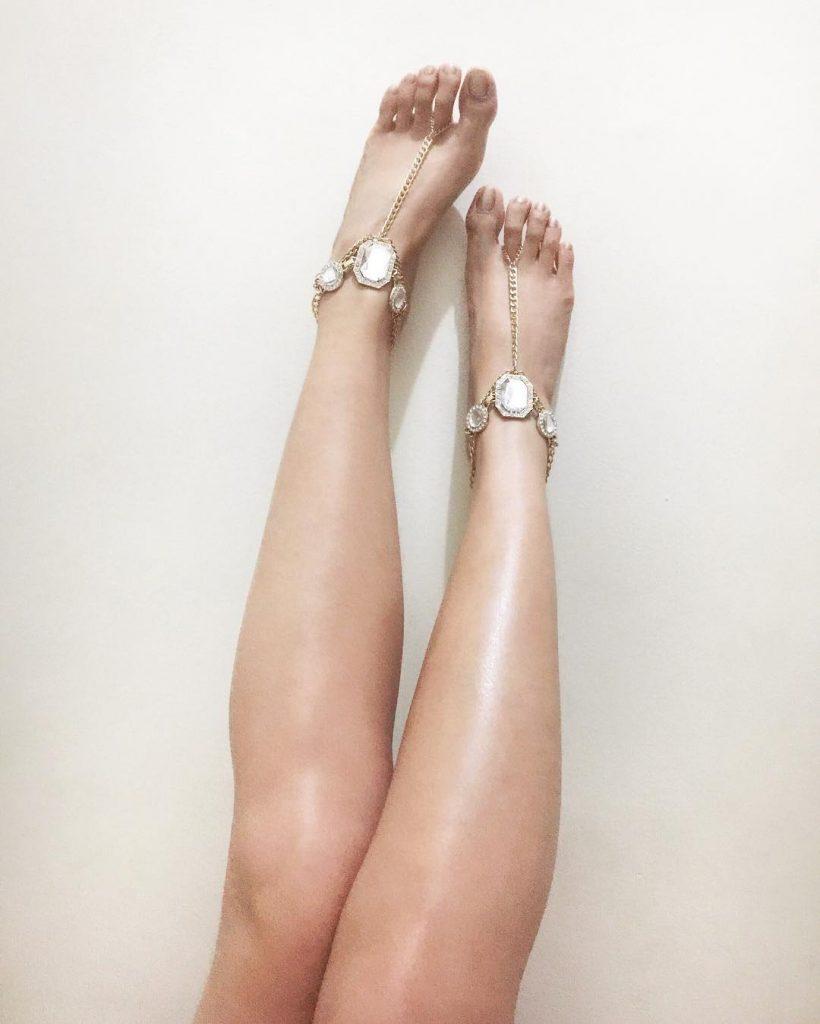 Feet Jewellery Designs