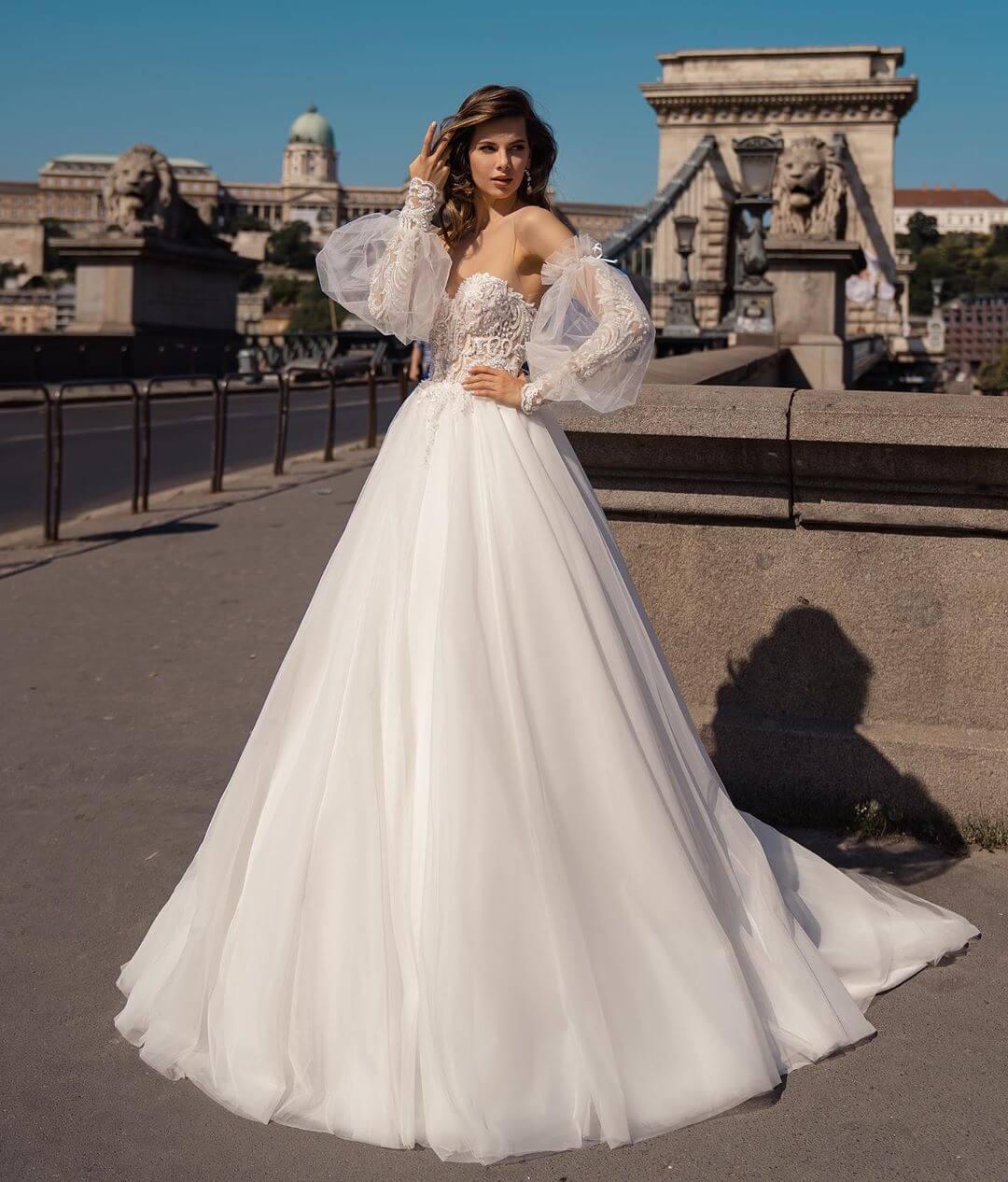 Christian wedding gowns