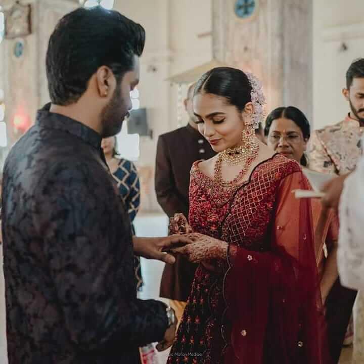Balu Varghese's Wedding