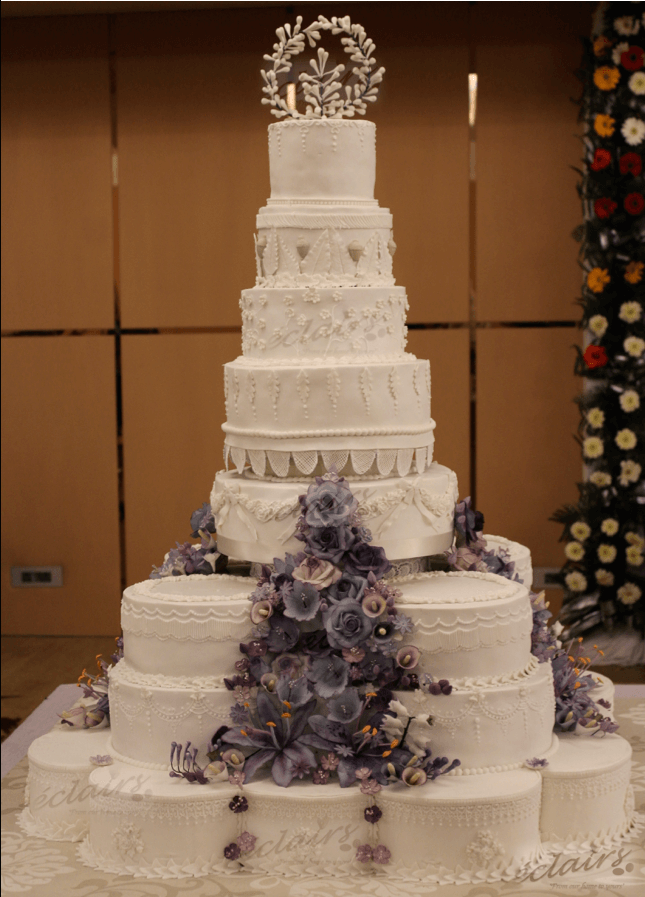 wedding cakes in Dlehi