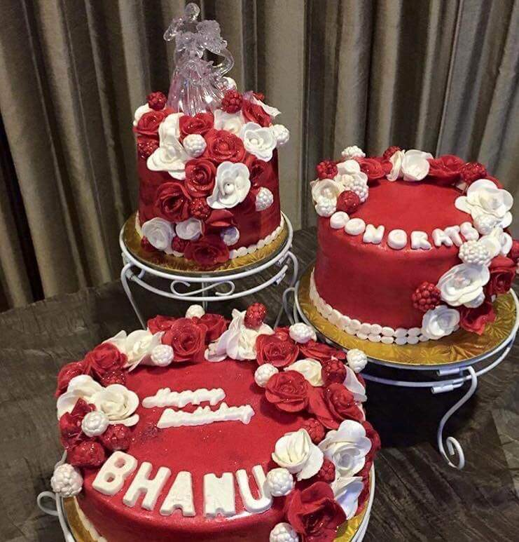 wedding cakes in Delhi