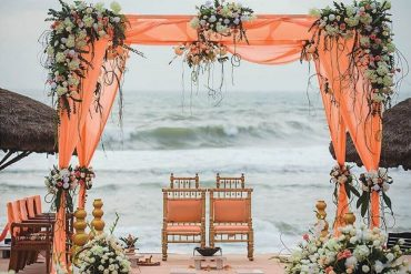 beach mandap decor ideas