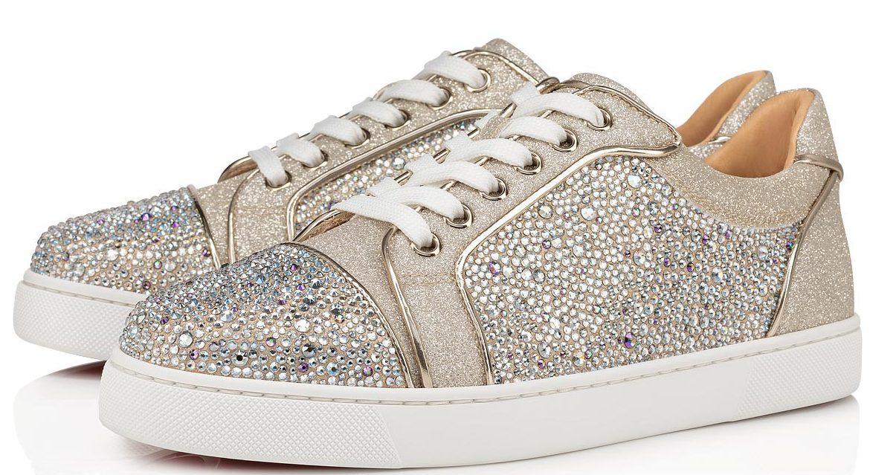 bridal sneakers