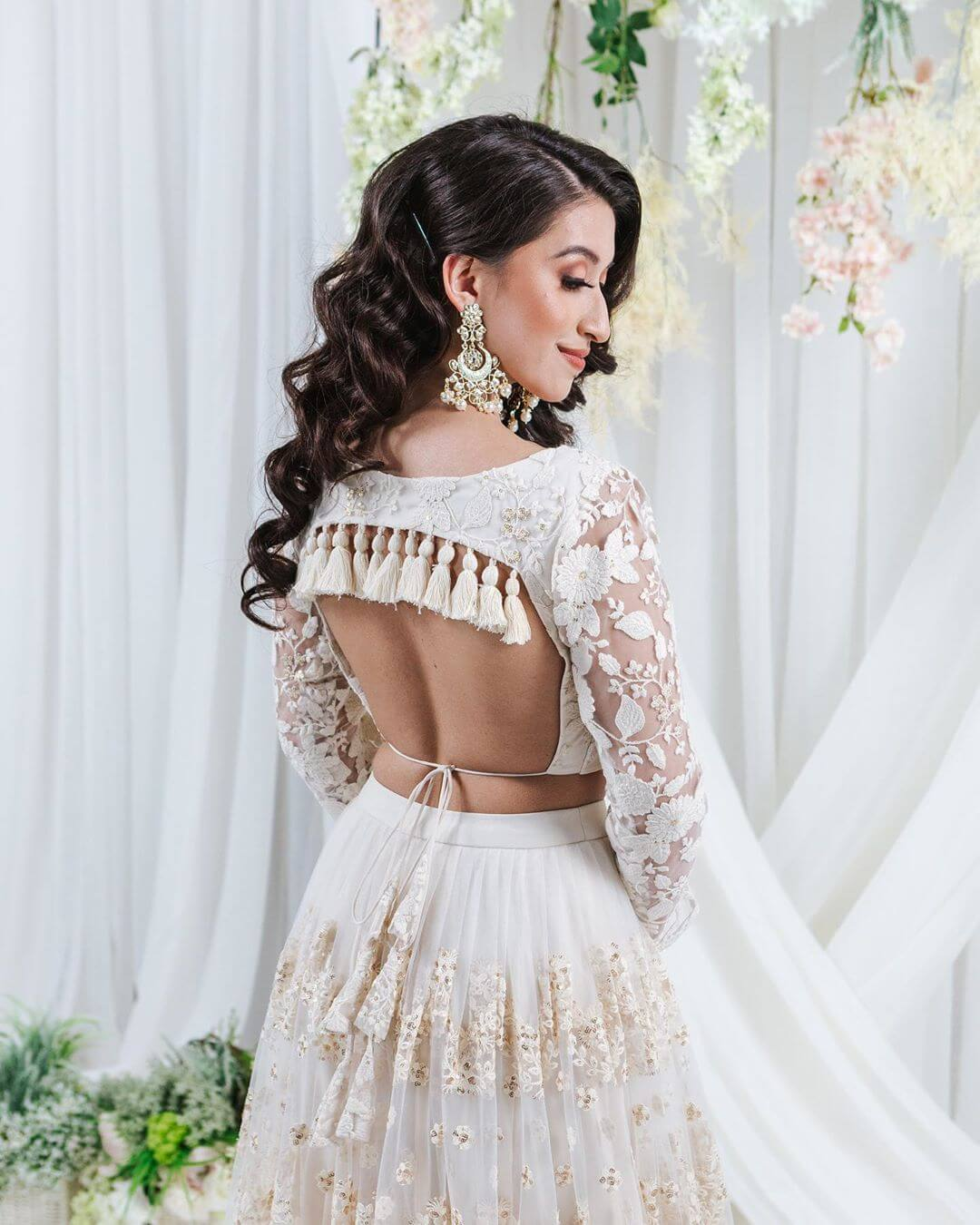 Latest Blouse Back Design Ideas For 2020 Brides To Be