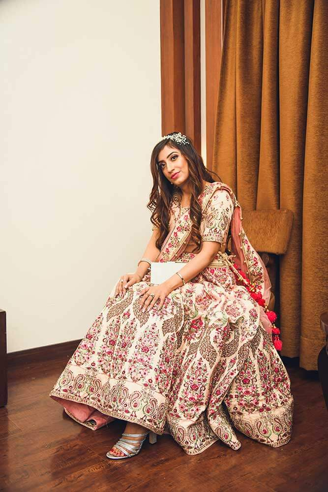 Blogger Ammy Chhabra