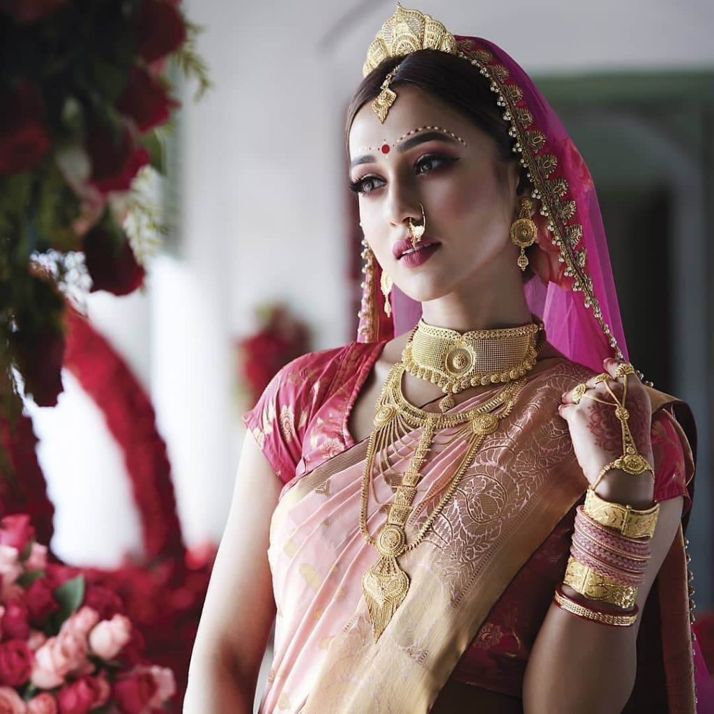 Stunning Bengali Brides That Are The New Trendsetter