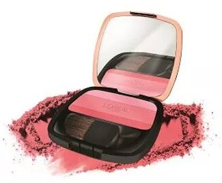 face blush by LOreal