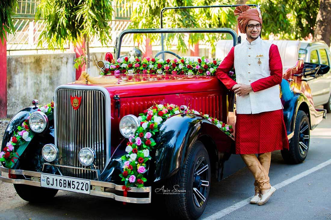 Beautiful And Showstopper Car Decoration Ideas For Wedding!