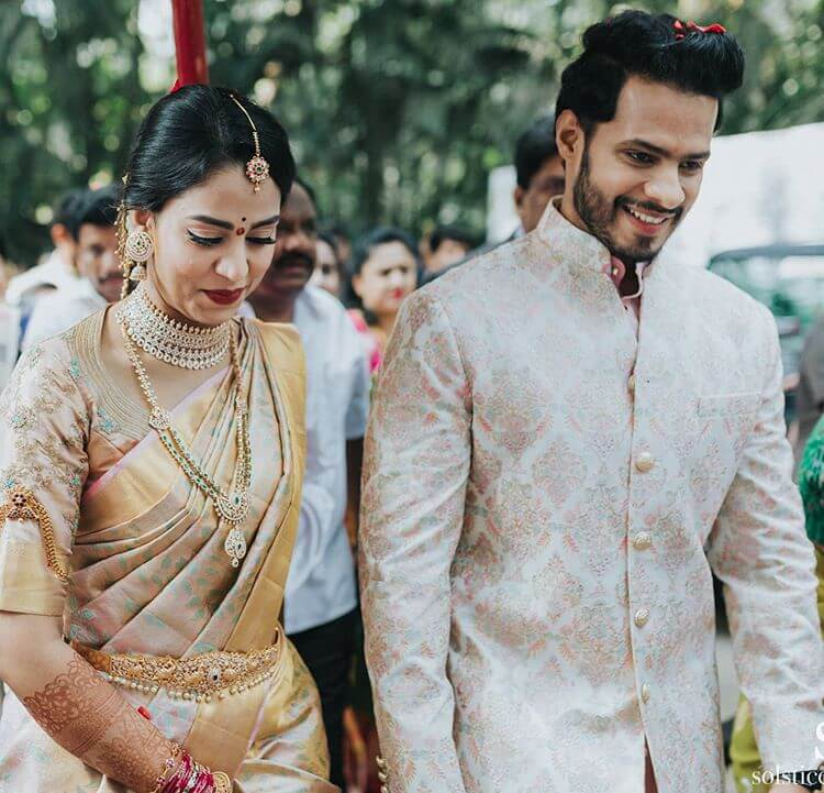 south indian couple trends