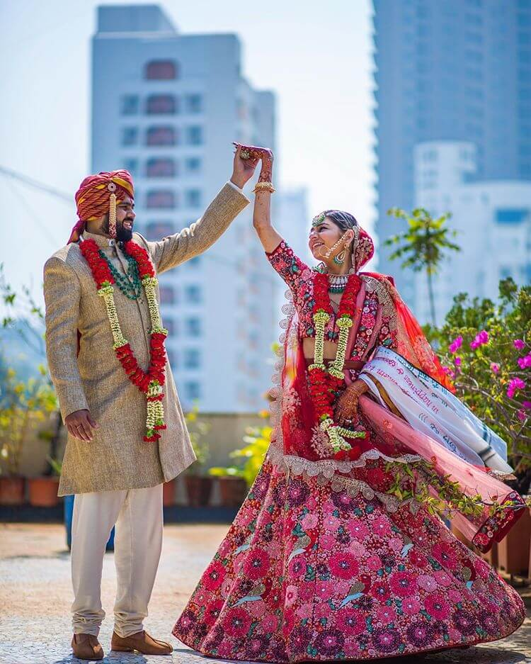 deepika ghose wedding