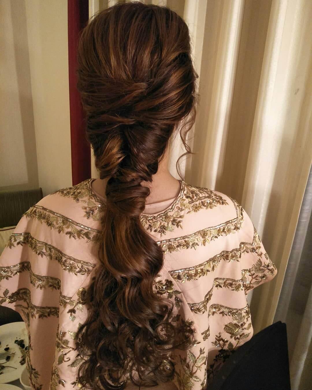 half hair braid ideas